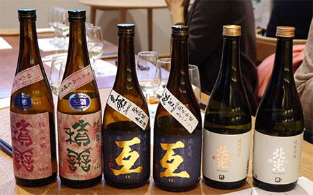 銀座NAGANOの日本酒講座、23回目