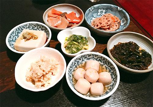 京都旅行(1日目の飲食)