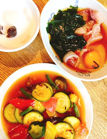 山本麗子先生の「旬の信州しあわせレシピ」14度目の参加〜鯉めし、鯉と大根のあら汁